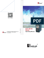HLP-SK100 Series English Operating Manual V2015-01