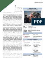 Battle of Plassey- Description of the Seven Year War