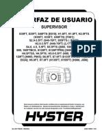 Interfaz de Usuario (Supervisor)