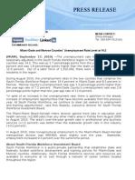 August Unemployment Outlook - 2010