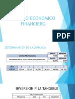 ESTUDIO ECONOMICO FINANCIERO