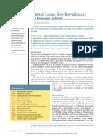 Pediatric Systemic Lupus Erythematosus
