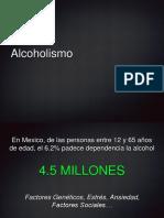 Alcoholismo HM PowerPoint