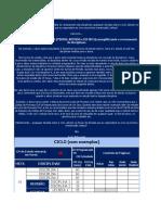 Planilha Ciclo de Estudos - TRTPE