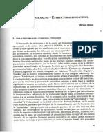 """Miriam Chiani, """"Formalismo Ruso - Estructuralismo Checo"""""""