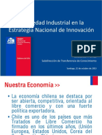 Propiedad Industrial en La Estrategia Nacional de Innovaicon