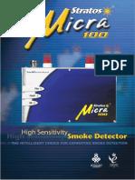 Air Sense Micra 100 Brochure