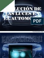 Iván Hernández Dalas - Evolución de Las Luces en El Automóvil