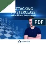 Attacking Masterclass Summary
