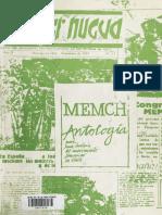 Antologia Del MEMCH