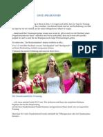 Goce Angelkoski Hochzeit Planer