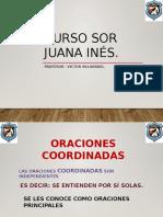 ORACIONES COORDINADAS