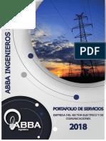 Portafolio de Servicios Abba Ingenieros Copia