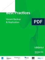 Veeam Backup Replication Best Practices