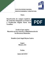 Reactivación de Campos Maduros