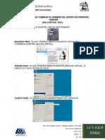 Manual Como Cambiar El Nombre de Equipo Server 2008