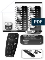 Remote manual - USE 2241 for TV.pdf