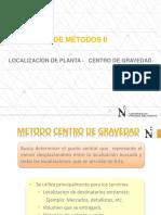 Clase _localizacion de Planta_centro de Gravedad