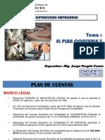 El Plan Contable y La Clasificación de Cuentas