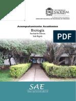 CARTILLA UNAL Bogota Biologia