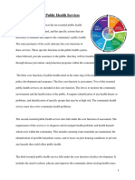 roney public health assignment