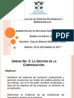 PRESENTACIÓN SESIÓN DE CLASES SÁBADO 23 SEPTIEMBRE 2017
