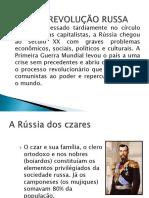 Revolucao Russa 1