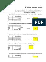 Taller # 5 Evaluación de Inversión