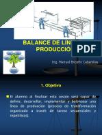 Balance de Linea de Produccion