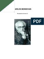 263-Carlos Monsivais - Recopilacion de Textos