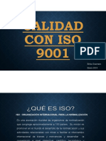 Clase 11 a- ISO 9001