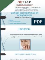 Manejo de Urgencias en Odontologia Adulto (1)