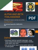 Jurnal Reading Thalassemia
