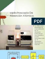 Espectroscopia por absorción atómica