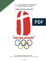 EBF - Uma Olimpiada Diferente
