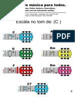 Escalas de maiores com Sustenido.pdf