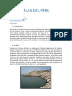 Islas Del Perú.docx