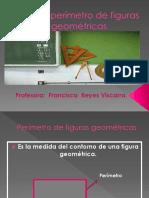 Perimetro y Area Figuras Geometricas
