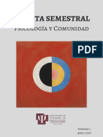 Revista Semestral Abril 2018