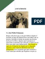 La Presencia de La Historia_José Pablo Feinmann