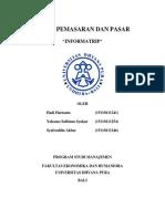 ASPEK PEMASARAN