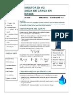 2. LAB#2 - PERDIDA DE CARGA EN TUBERIAS.pdf