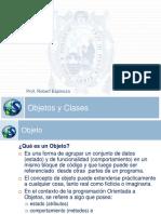 Cap 02 - Objetos y Clases