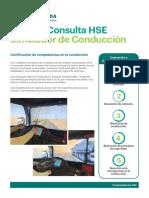 HSE Simulador de Conducción