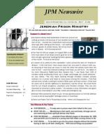 JPM September 2010 Newsletter