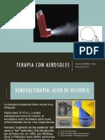 Aerosolterapia WIENNER