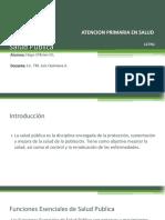 Tema 1 Salud Publica