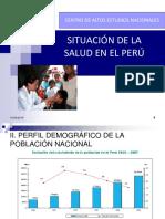 Situacion de Salud Peru Comunitaria