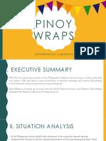 Pinoy Wraps Revised