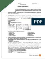 Unidades Quimica de Masa (Tema)